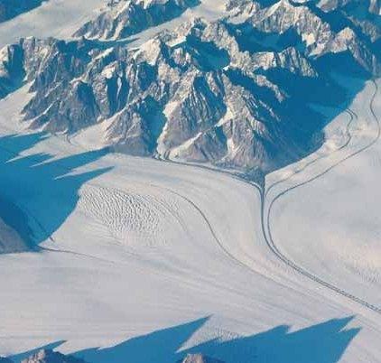 Glaciers 876