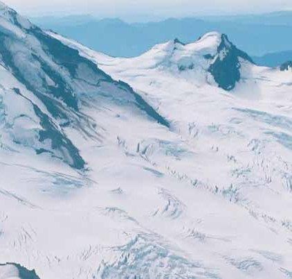Glaciers 890