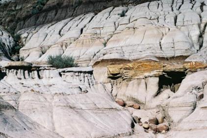 Alberta Badlands Hoodoos 9