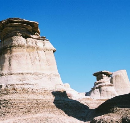 Alberta Badlands Hoodoos 11
