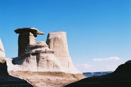Alberta Badlands Hoodoos 12