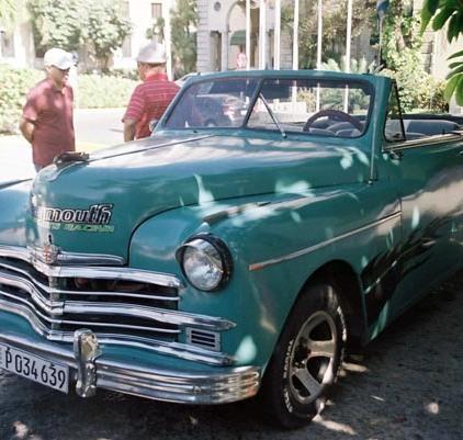 Cuban Car 9