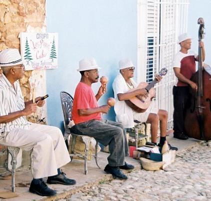 Cuban Musicians 1