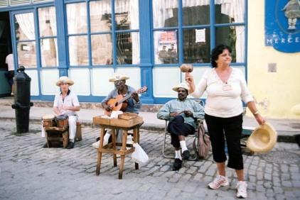 Havana Musicians 2
