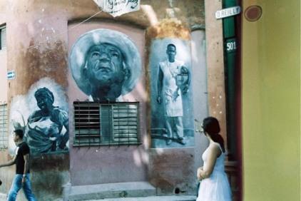 Havana Mural 27