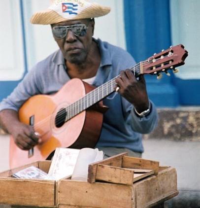 Havana Musician 3