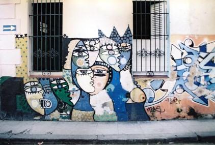Graffiti Havana 5