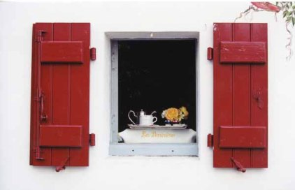 Red Shutters 5