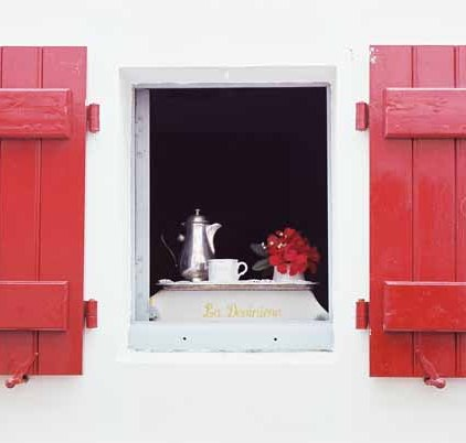 Red Shutters 6