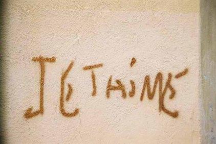 Wall Writings 265