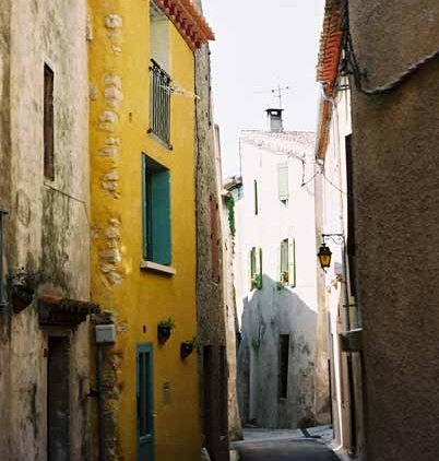 Streets and Passages 329