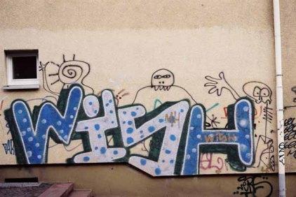 Wall Writings 658