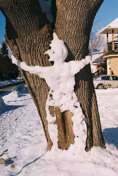 Snowman 1088