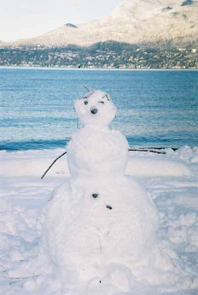 Snowman 1094