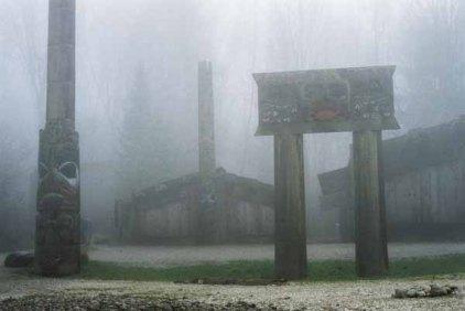 Haida Village 1263