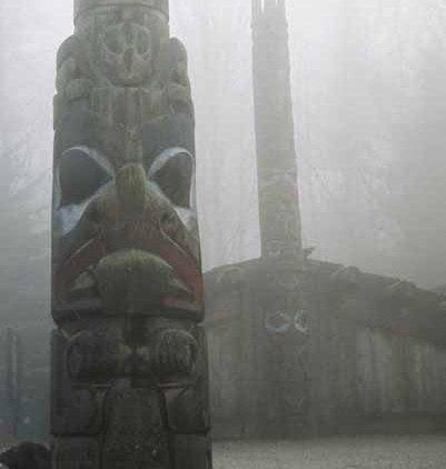 Haida Village 1264