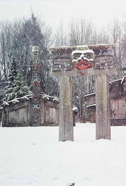 Haida Village 1268