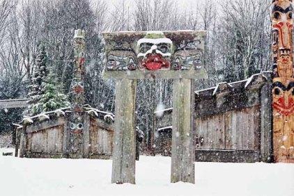 Haida Village 1269