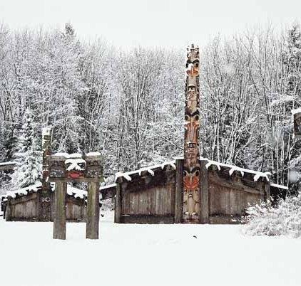 Haida Village 1270