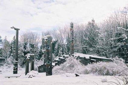 Haida Village 1271