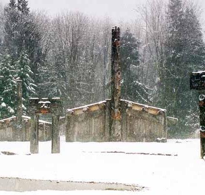 Haida Village 1272