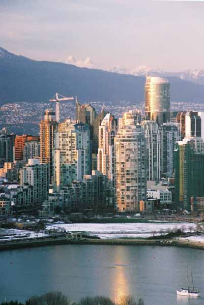 Downtown Vancouver 1353