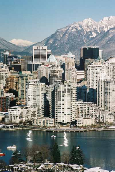 Downtown Vancouver 1355