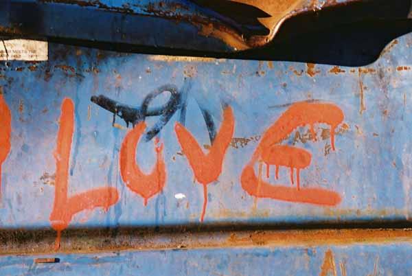 Love Graffiti 1491