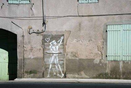 Dancers graffiti 1499