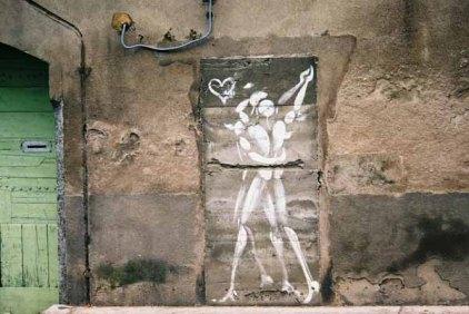 Dancers graffiti 1500