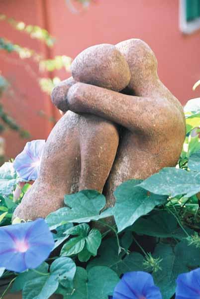 Lovers sculpture 1504
