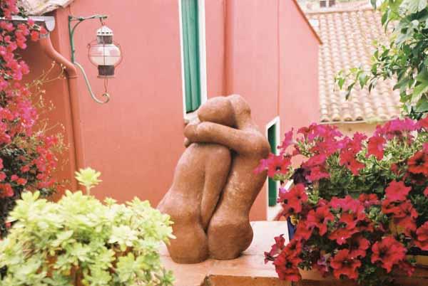 Lovers Sculpture 1507
