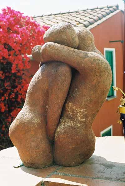 Lovers sculpture 1508