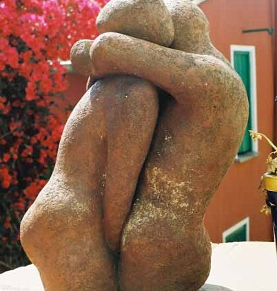 Lovers sculpture 1508