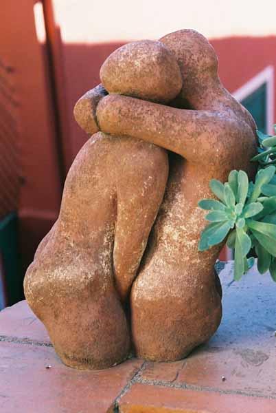 Lovers sculpture 1512