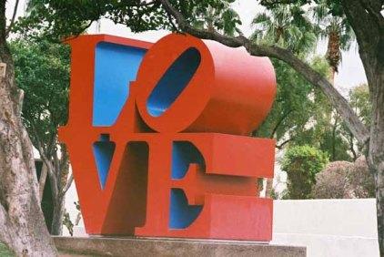 Love Sculpture 1537