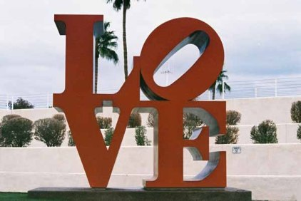 Love Sculpture 1538