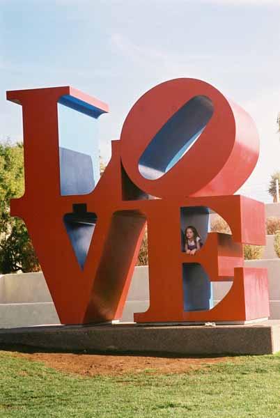 Love Sculpture 1539