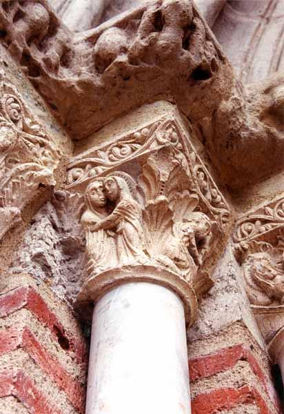 Love carved in stone 1543