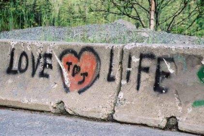 Love Graffiti 1545